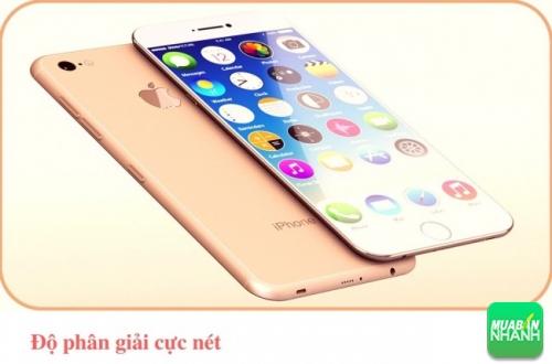 Màn hình iPhone 7 và iPhone 7 Plu