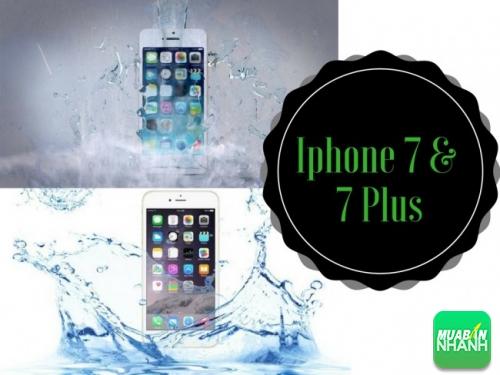 Iphone 7 và 7 plus hống nước
