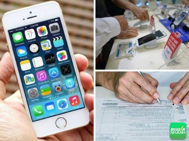 Kinh nghiệm mua điện thoại trả góp